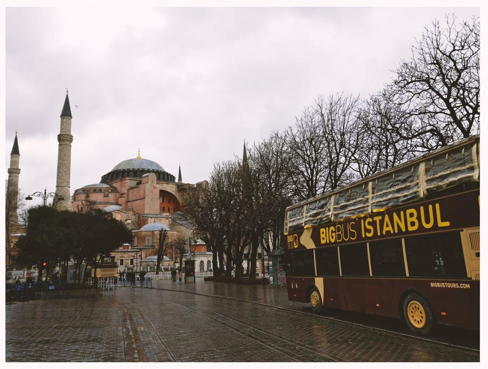 Moské i Istanbul